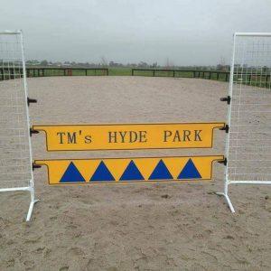 TMs Hyde Park